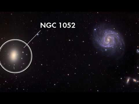 Ghostly galaxy may be missing dark matter, galaxy without dark matter discovered, NGC1052,