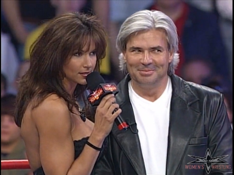 720pHD: WCW Nitro 042400  Kimberly Page, Eric Bischoff, Jeff Jarrett & DDP Segment