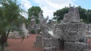 Coral Castle Museum in Homestead