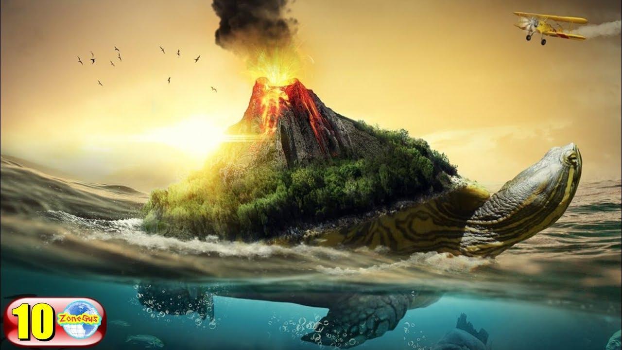 """10 อันดับ เหตุการณ์ภูเขาไฟระเบิดที่ """" รุนแรง """" ที่สุดในโลก !!"""
