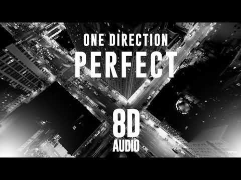 One Direction - Perfect | 8D Audio 🎧 || Dawn of Music ||