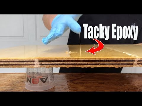 What Does Epoxy NOT Stick To? How To Fix Sticky Resin | Epoxy