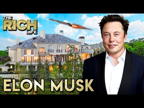 Elon Musk | The Rich Life | Forbes 23.7 Billion Dollar Net Worth