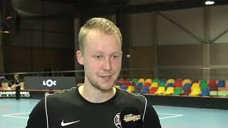 Pēcspēles intervija: FK Kurši - FBK Valmiera, 11.10.2020