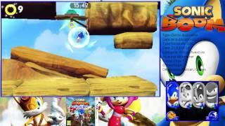 Sonic Boom 3DS : Le Cristal Brisé Démo FR