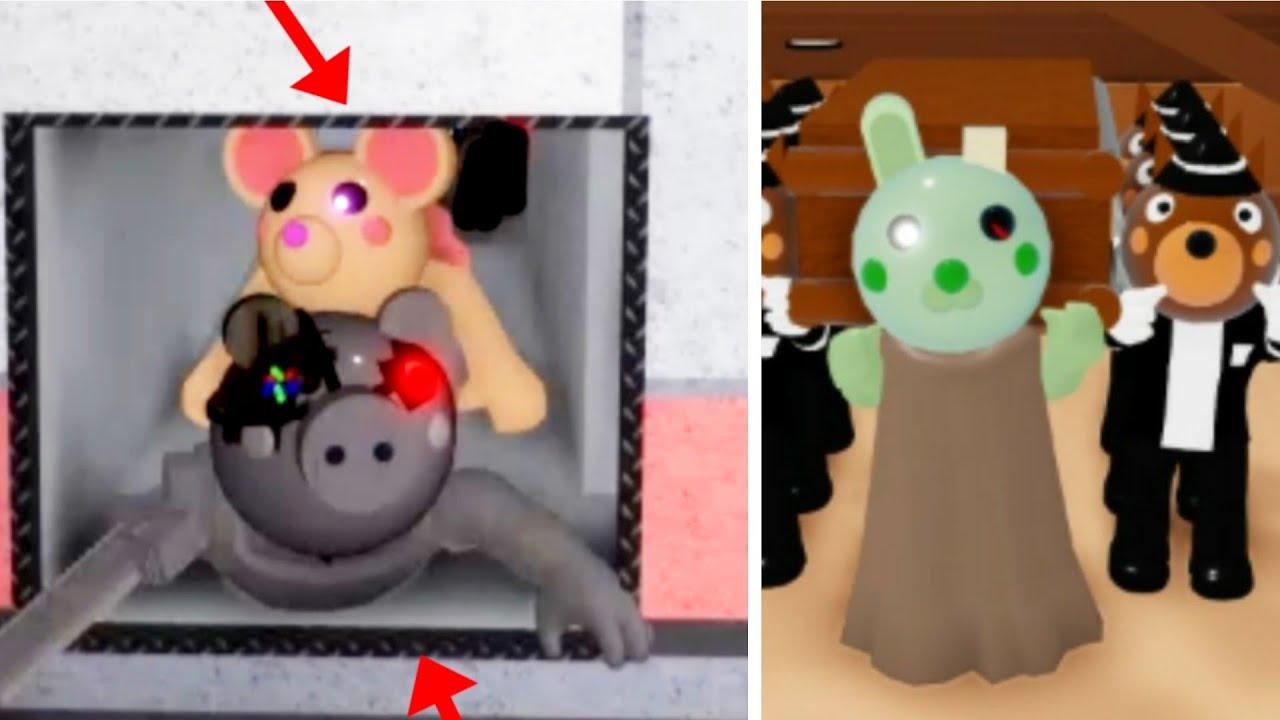 Piggy Roblox Coffin Dance Meme CompilationFunny Moments