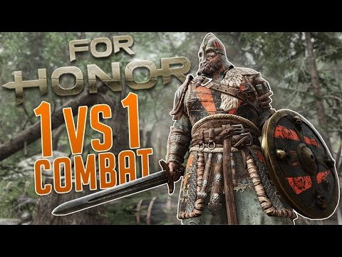 For Honor  - Samurai, Viking & Knight 1v1 Dueling! - For Honor PC Gameplay Highlights (Closed Alpha)