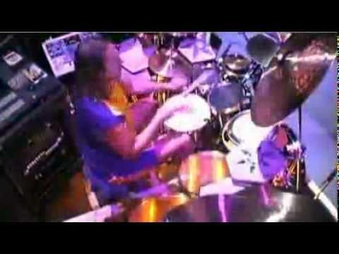 Danny Carey (TOOL) - Triad (drumcam) Live Video