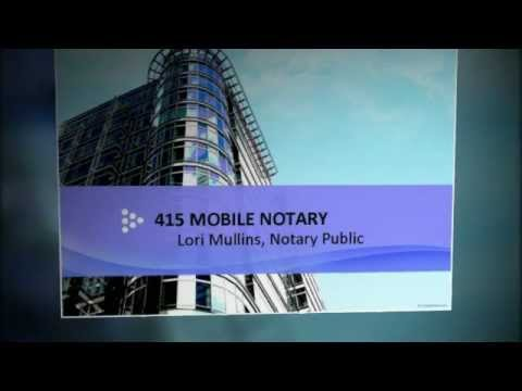 Mobile Notary In Area Code Notary Public - Area code 925
