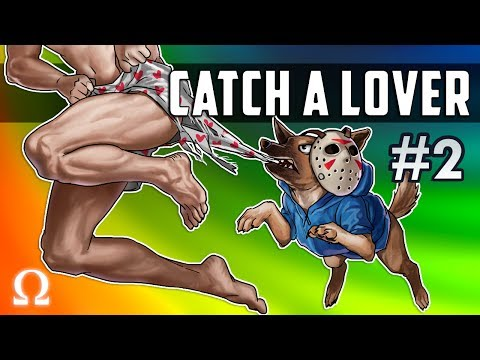 LITTLE PUP GETS A CHEW TOY! | Catch a Lover #2 Funny Moments Ft. Friends