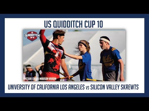 Day 2 - University of California Los Angeles vs Silicon Valley Skrewts - US Quidditch Cup 10
