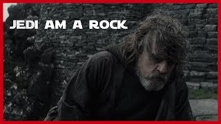 Jedi am a Rock - The Last Jedi vs Simon & Garfunkel