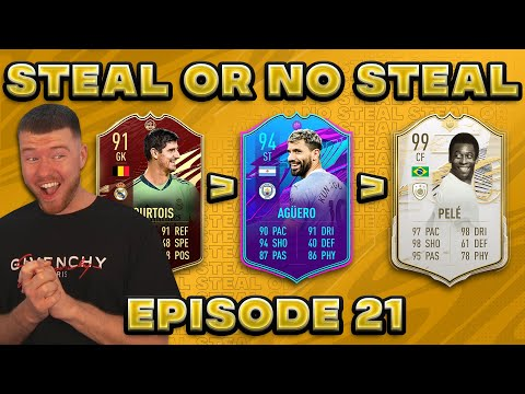 FIFA 21: STEAL OR NO STEAL #21
