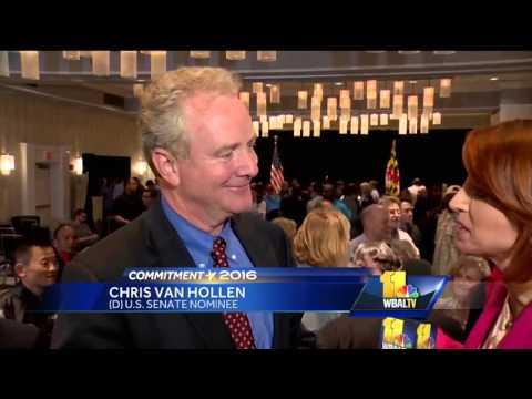 1-on-1 with Rep. Chris Van Hollen