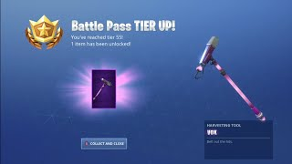 Unlocking the New Vox Pickaxe in Fortnite
