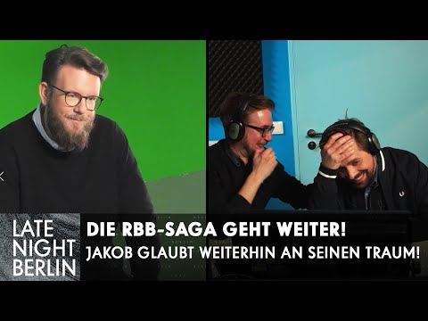 Klaas und Schmitti pranken Jakob mit falschem Interview - Teil 2   Late Night Berlin