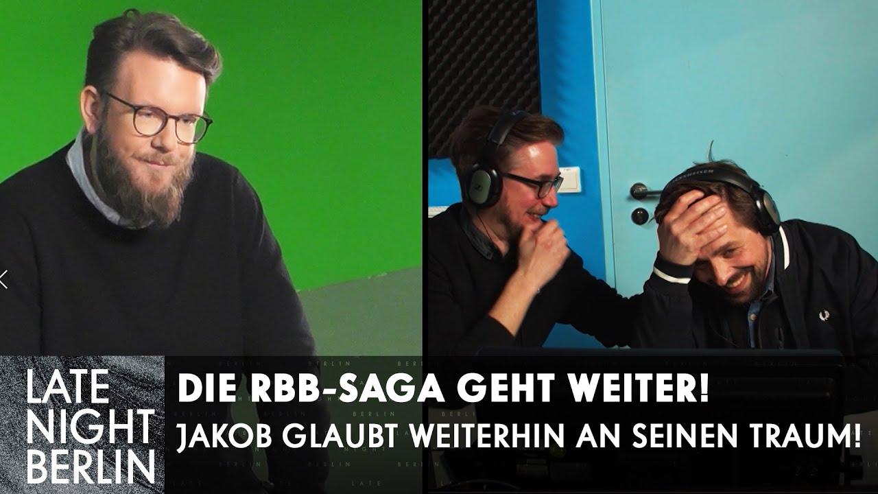 Klaas und Schmitti pranken Jakob mit falschem Interview - Teil 2 | Late Night Berlin
