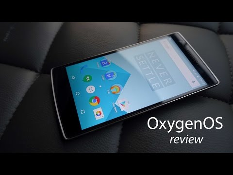 OxygenOS review -OnePlus One