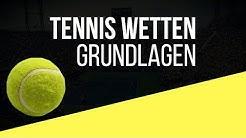 Tennis Wetten Grundlagen - Wie du erfolgreich Tennis Tipps analysierst