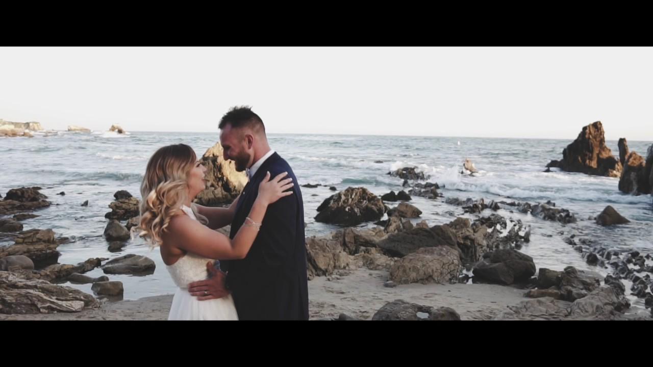 Wedding Highlights Laguna Beach Cinematic style Best wedding
