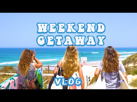 A WEEKEND IN SOUTH OF PORTUGAL #Vlog5
