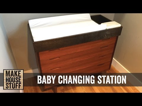 Make a Baby Changing Station