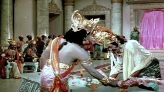 Sampoorna Ramayanam Movie Swayamvaram Scene...