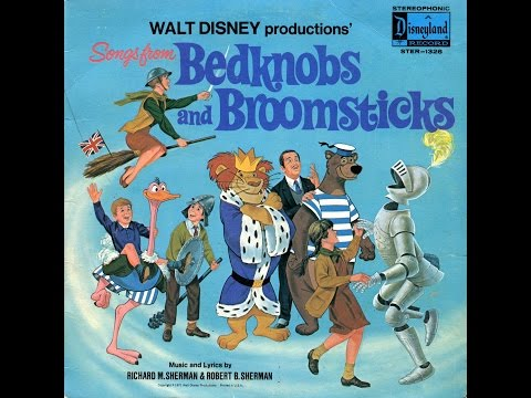 Substitutiary Locomotion - Bedknobs and Broomsticks, Mike Sammes Singers