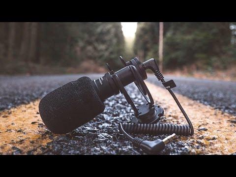 Best $50 Vlogging Mic (Comica VM-10 review)