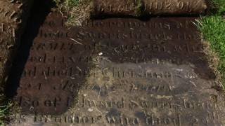 A Tour of Ormskirk Churchyard