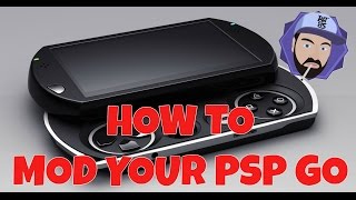 How to Mod PSP or PSP Go | RGT 85