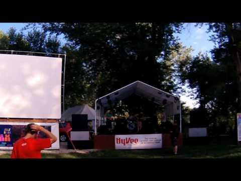 The Midland Band live at Riverjam 2016