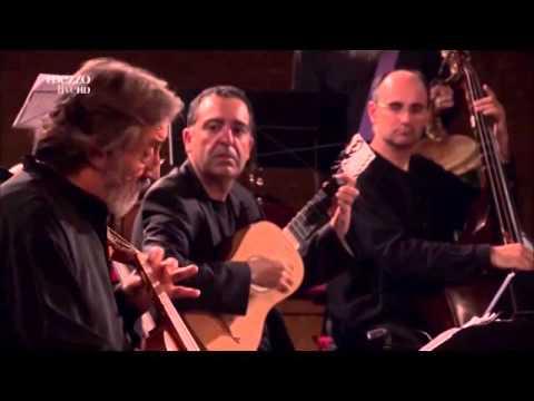 Jordi Savall - Folia (Rodrigo Martinez)
