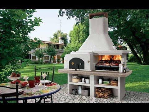 Outdoor Küche Holzofen : Outdoor küche selber bauen stein u2013 home sweet home