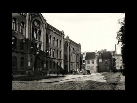 Königsberg in original photographs - 1900s
