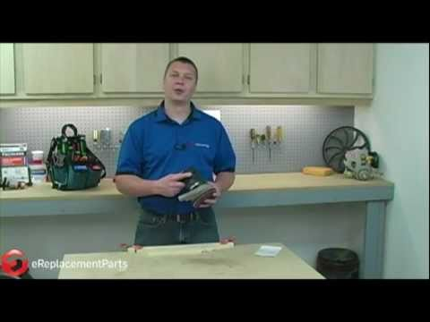 How to Replace the Clutch Belt on a Porter Cable Sander