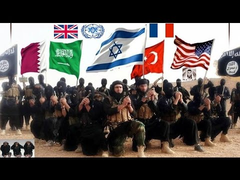 ISIS & Zionists Israel's Love Story