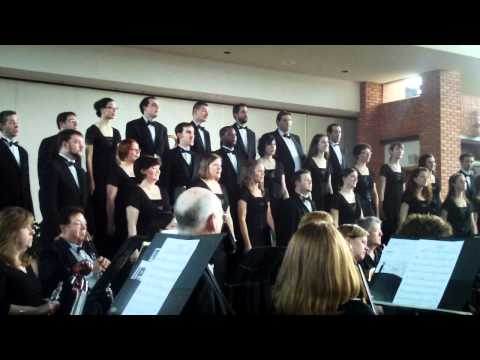 True Light, by Keith Hampton, sung by the Chicago Chamber Choir