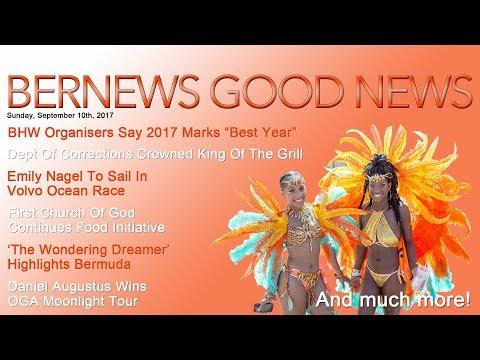 "Bernews ""Good News"" Sunday Spotlight, September 10, 2017"