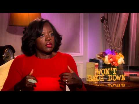 "Interview: Talking ""Won't Back Down"" With Viola Davis"