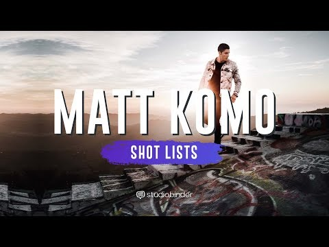 As An Example Travel Filmmaker Matt Komo Used Studiobinders Shot List Feature To Plan Out The Critical Shots And Camera Setups He Needed For The Day