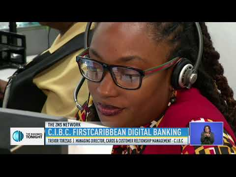 CIBC FIRST CARIBBEAN DIGITAL BANKING