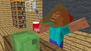 Monster School : Brave Part.3 - Minecraft Animation