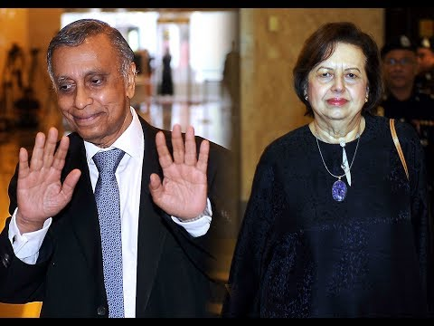 Nor Mohamed, Zeti take witness stand in RCI proceedings