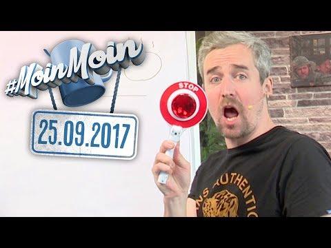 Schokobrötchen, Peter Maffay Unplugged, Gleichungen lösen | MoinMoin mit Donnie