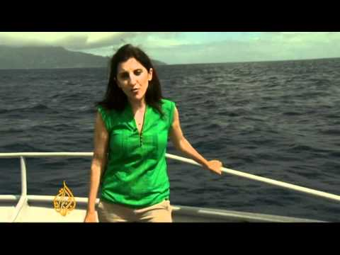 Seychelles locking up convicted pirates