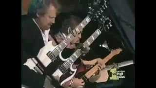 Eagles   Hotel California Live at 1998 Hall of Fame Induction 360p