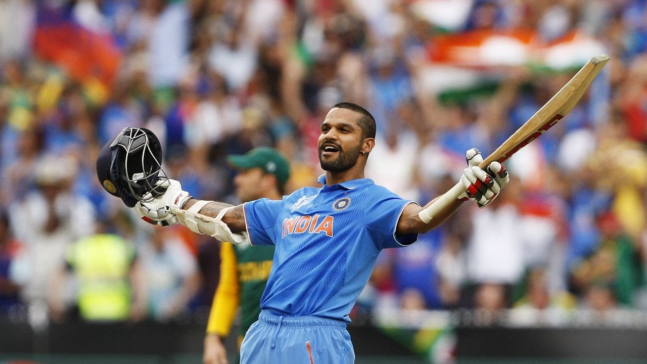shikhar dhawan - photo #26