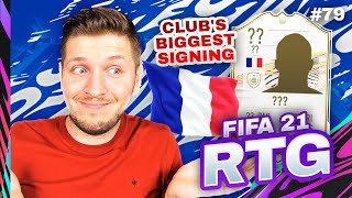 I SIGNED ONE OF THE GREATEST ICONS (IMPULSIVE)... FIFA 21 ULTIMATE TEAM