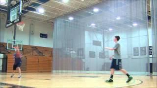 Tucker Griffin #32 Workout 2012-13